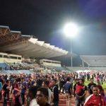 Penyokong tak bertamadun kembali lagi liga super 2015