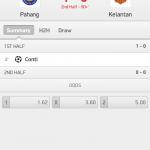 Ulasan Pahang vs Kelantan separuh akhir pertama piala fa 9/5/2015
