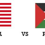 Keputusan terkini Malaysia vs Palestine kempen kelayakkan piala dunia 2018