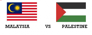 malaysia vs palestine, poster malaysia vs palestine 2015, palestine vs malaysia 2015,