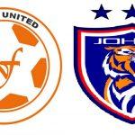 Keputusan terkini JDT vs Felda united 22.8.2015