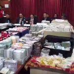 Gambar, duit tunai rampasan RM112 juta barang kemas,Jabatan Air Sabah