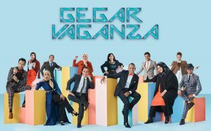 gegar vaganza,