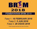 brim 2018, br1m dah masuk, cara untuk check brim dah masuk ke belum 2018,