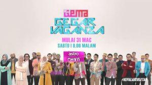 gema gegar vaganza 2 2018