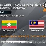 Malaysia juara piala aff championship u 19 tewaskan myanmar 4-3 2018