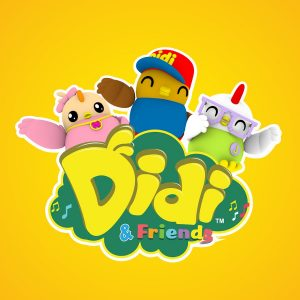 didi and friends, didi dan kawan-kawan, didi &friends.