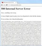 youtube server down,