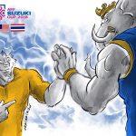 Malaysia mara ke final piala aff suzuki 2018!!