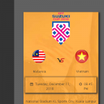 [LIVE] Tinjauan jualan tiket final Piala AFF 2018 antara Malaysia dan Vietnam (tiket sold out!)
