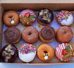 donut, kuih donut, penghasilan kuih donut,