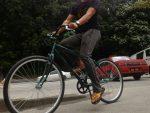 basikal, aku sebuah basikal, aku sebuah basikal,