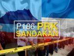 P186 SANDAKAN
