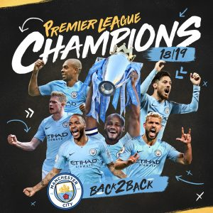 manchester city 2019 champions