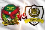 Kedah vs perak piala fa 2019,