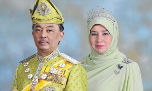 sultan abdullah, sultan pahang, agong ke 16,