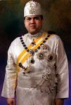 sultan ismail,