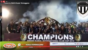 Piala Sheikh Kamal International Cup 2019