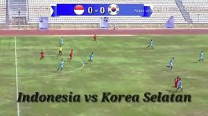 indonesia vs korea selatan u18