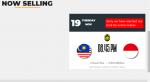 tiket malaysia vs indonesia,