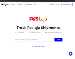 pos laju tracking no,
