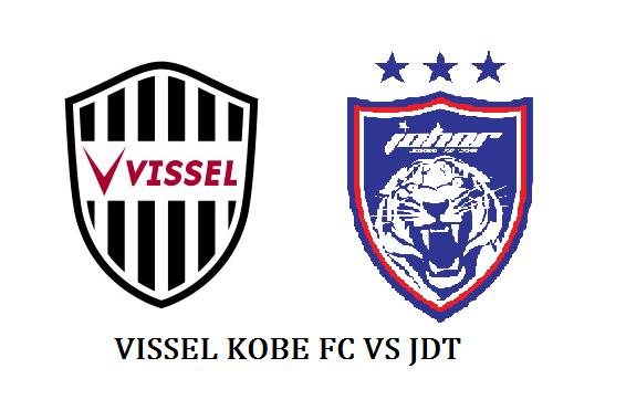 JDT VS VISSEL,