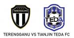 Terengganu vs Tianjin Teda ,