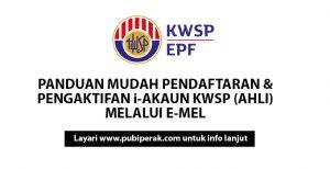 KWSP, DAFTAR I AKAUN KWSP,