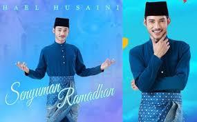 senyuman ramadhan,