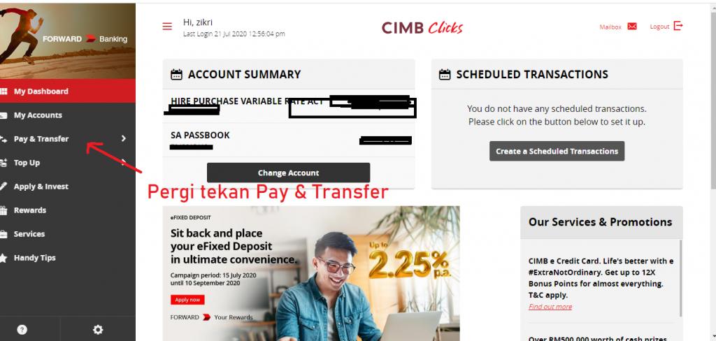 bayar loan aeon part2